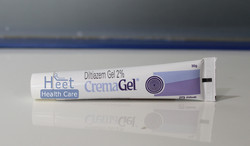 Crema Gel Diltiazem Topical 2% w/w