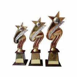 Golden Brass Trophy