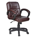 Leatherette Ergonomic Chair