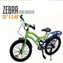 Zebra Rear Shocker Bicycle