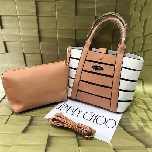 106f6c023d Jimmy Choo 2 Piece Combo Ladies Bag at Rs 1350 /set | Vasai Road ...