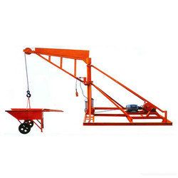 JC-250 Monkey Hoist Machines