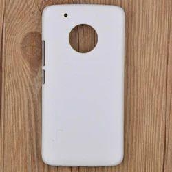 Plastic Plain Sublimation Mobile Back Cover