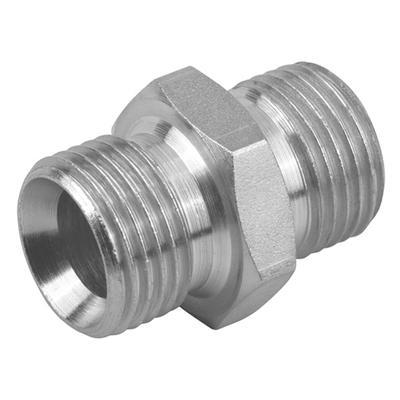 Stainless Steel & Mild Steel Hydraulic Adapter
