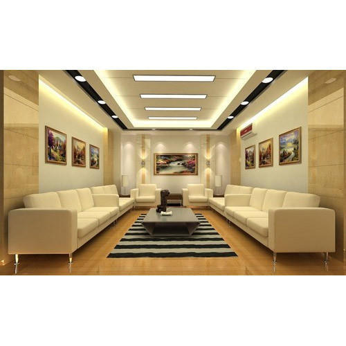Asbestos Cement Water Proof Living Room False Ceiling Rs 350