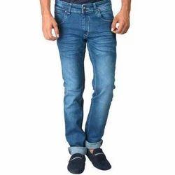 Blue Gents Regular Fit Jeans