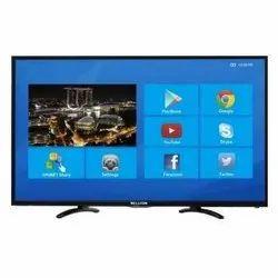 50 Inch Smart 4k LED TV Metal Frame