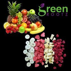 Green Rootz A Grade Freeze Dried Cherry, Packaging Size: 5 Kg