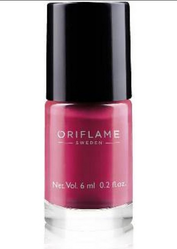 Oriflame Pure Colour Nail Polish Mini Ruby Pink Pack Size Ruby Pink Rs 129 Piece Id 18744466155