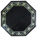 Marble Inlay Round Table Top Coffee Round Table top
