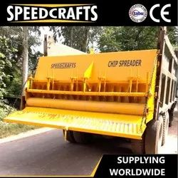 Aggregate Chip Spreader