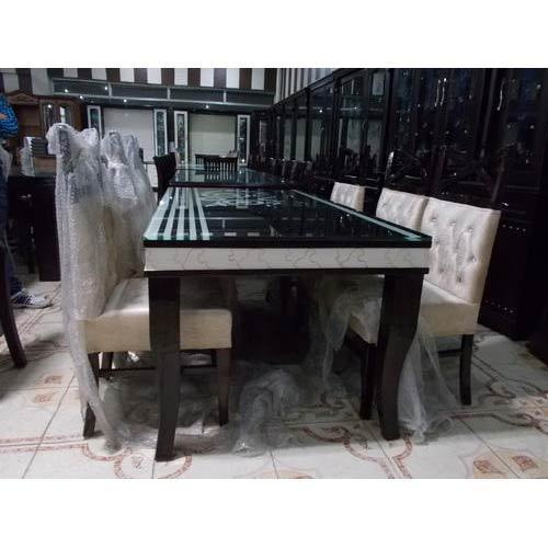 Dining Table Set at Rs 6000 /set | Dining Table Set | ID: 14170788012