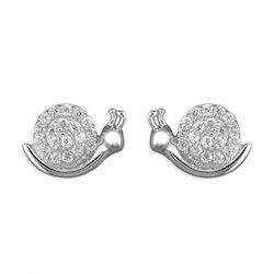 Sterling Silver Earring Stud For Girl