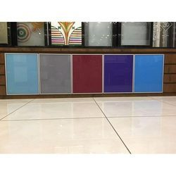 Multicolor Designer Printed Glass