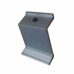 Aluminium Solar Panel Mounting Z Bracket