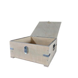 Industrial Wooden Packaging Boxes, Size(LXWXH)(Inches): 3 X 2 X 1.5 Feet