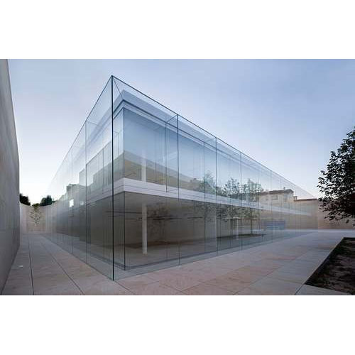 Transparent Lacked Glass