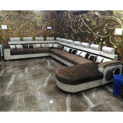 U Shape Designer Sofa Set