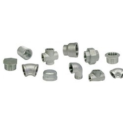 High Nickel Pipe Fitting