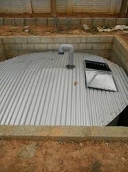 Sewage Treatment Plant Water Storage Tank
