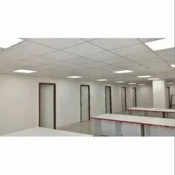Acoustic Gypsum Partation, For Industries, Offices