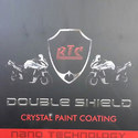 Rtc Double Shield For Motor Bike Crystal Paint Coating, Packaging: 1 Kg