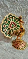 Aluminium Painting Meenakari Items, Size: Xyz, Home