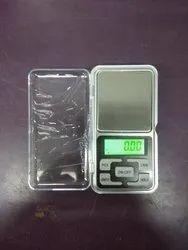 Electronic Pocket Scale