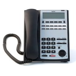 Black Wired NEC SL- Key Phones, For Office