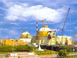 Nuclear Projects Plant