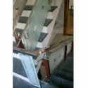 Designer Stainless Steel Glass Railing