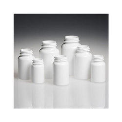Capsule Plastic Bottle
