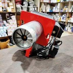 Ms,Ss Diesel Fuel Oil Burner, Capacity: 5-10 Ltr