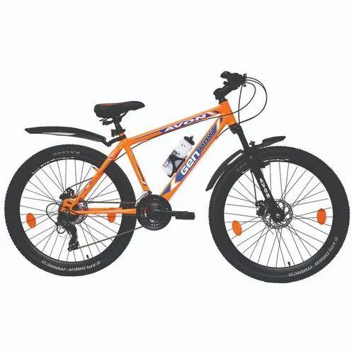 Orange and Black Avon Gen Now 26 inch Bicycle