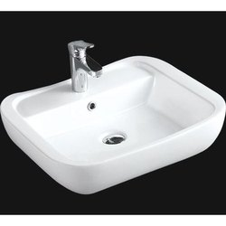 Ceramic Rectangular Wash Basin