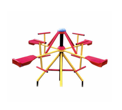 Star Shape Merry Go Round