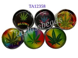 Metal Grinder Tobacco Herb Smoking Leaf
