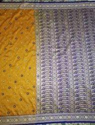 Jai Mala Saree 6 m (With Blouse Piece)