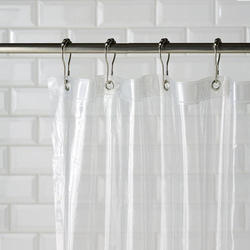 Transparent INSOL PVC Curtain Strip, Size: 200 Mm * 50 Mtrs