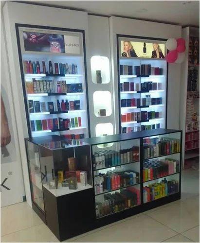 Shop In Shop Retail Kiosk Manufacturer from Gurgaon
