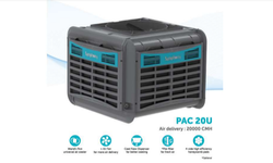 Plastic Evaporator Symphony PAC 20U For Industrial & Commercial, 2000 Cmh
