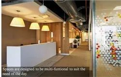 Consulting Firm Banquet Hall Interior Designing Service