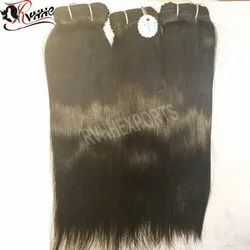 Single Drawn Indian Remy Human Hair