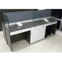 Modern Office Workstation Cubicle