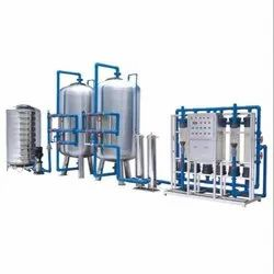 Package Drinking Water System