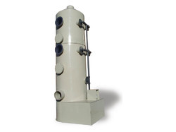 3 Stage Generator Fume Scrubber