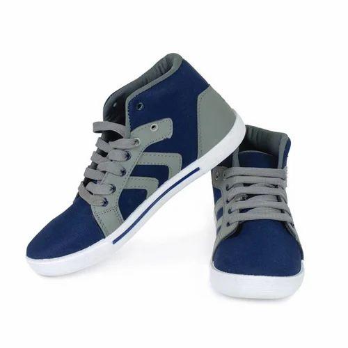 Jootiyapa Casual Blue Boxer Shoes For