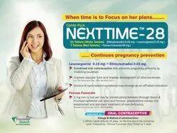 Contraceptive Kit((21 Tab(Ethinylestradiol 0.03 & Levonorgestrel 0.15 mg)& 7 Tab Ferrous Fum.60 mg))