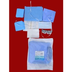Disposable HIV Drape Kit