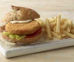 Veg Veggie Burger